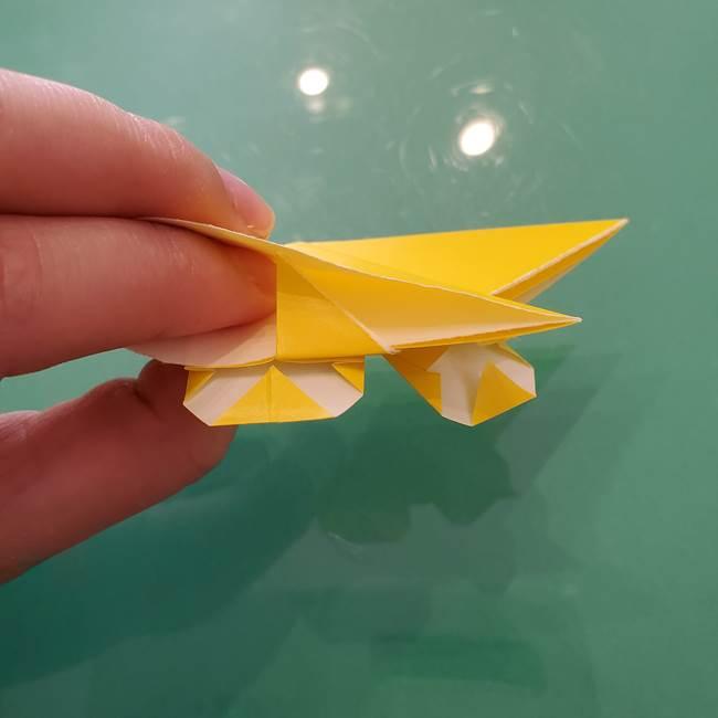 コスモス②折り紙を8枚組み合わせる(5)