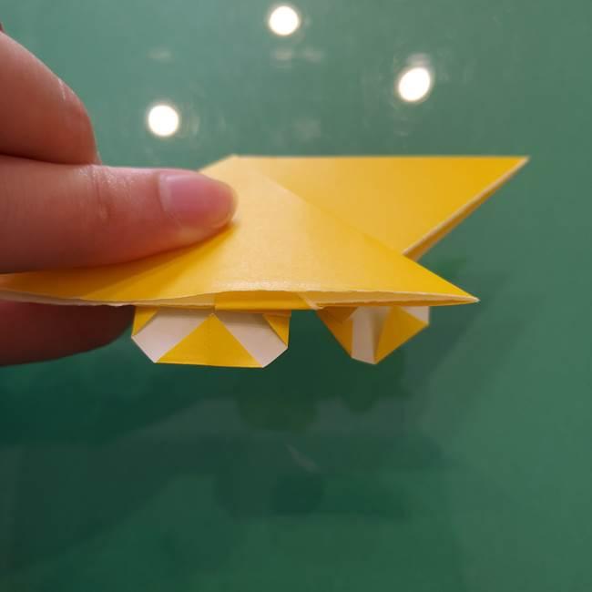 コスモス②折り紙を8枚組み合わせる(6)