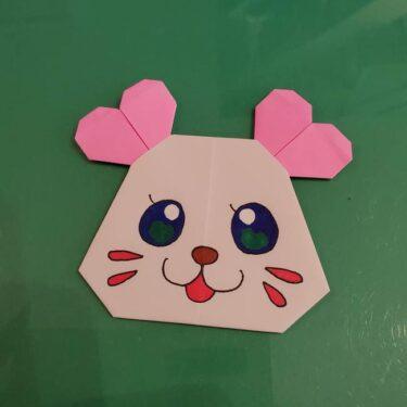 プリキュアくるるんの折り紙の折り方☆トロピカルージュのかわいいキャラクター