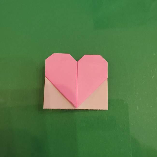 プリキュアくるるん 折り紙の折り方作り方【トロピカルージュ】①耳(16)