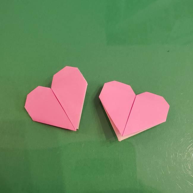 プリキュアくるるん 折り紙の折り方作り方【トロピカルージュ】①耳(18)