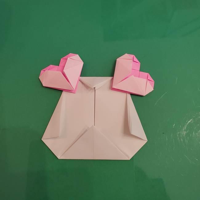 プリキュアくるるん 折り紙の折り方作り方【トロピカルージュ】③完成(2)