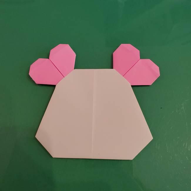 プリキュアくるるん 折り紙の折り方作り方【トロピカルージュ】③完成(4)
