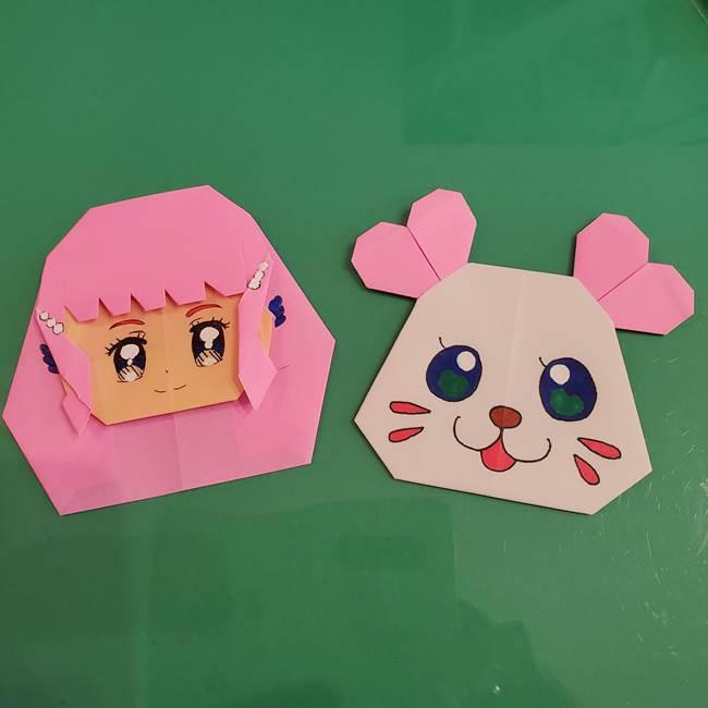 プリキュア くるるんの折り紙の折り方作り方まとめ