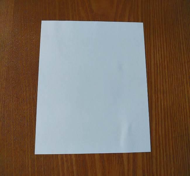 ホラーマンの折り紙の折り方作り方 (1)