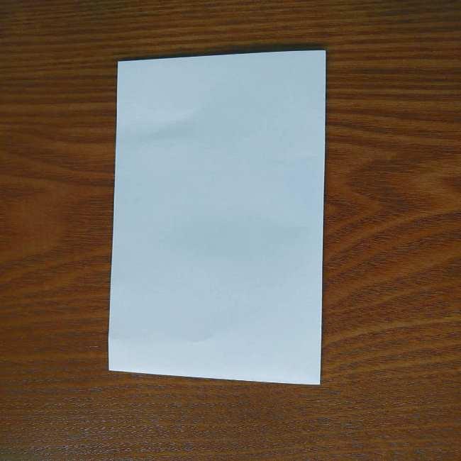 ホラーマンの折り紙の折り方作り方 (2)