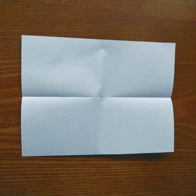 ホラーマンの折り紙の折り方作り方 (4)
