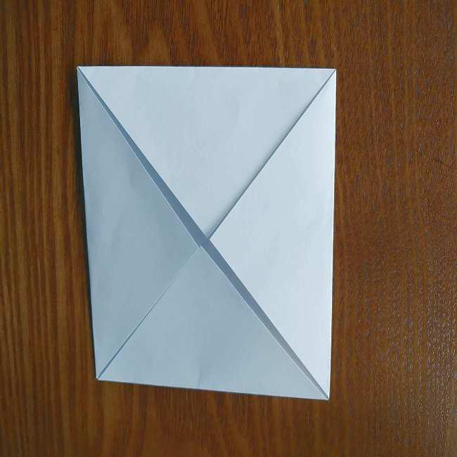 ホラーマンの折り紙の折り方作り方 (5)