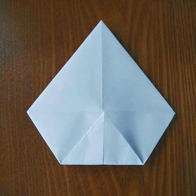 ホラーマンの折り紙の折り方作り方 (6)