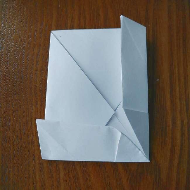 ホラーマンの折り紙の折り方作り方 (7)