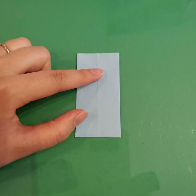 マイクラの折り紙①剣の折り方(5)