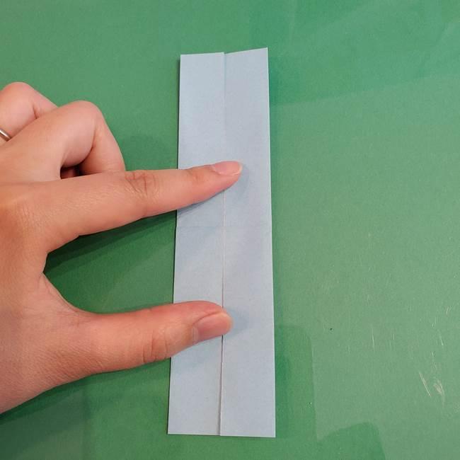 マイクラの折り紙①剣の折り方(6)