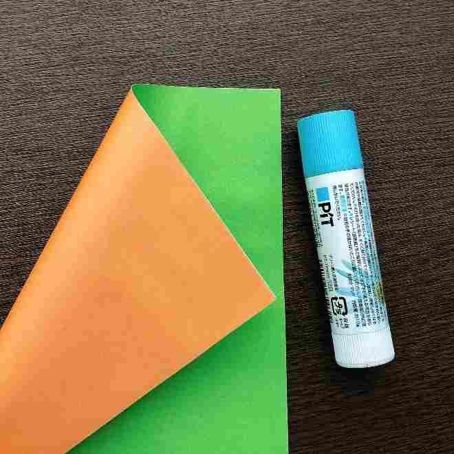 メロンパンナちゃんの折り方作り方|折り紙 (1)