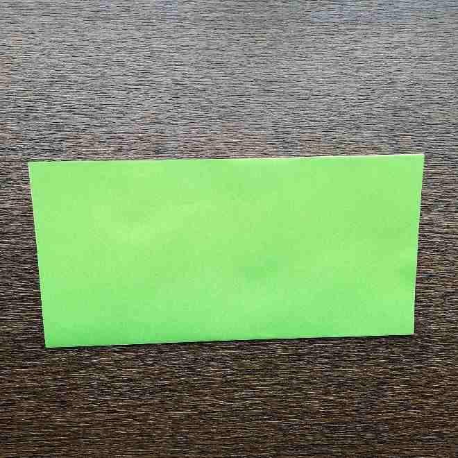 メロンパンナちゃんの折り方作り方|折り紙 (2)