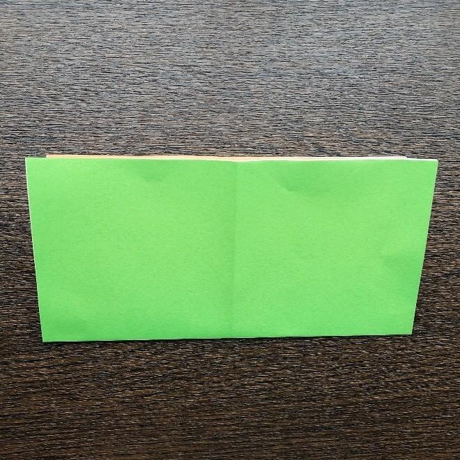 メロンパンナちゃんの折り方作り方|折り紙 (3)