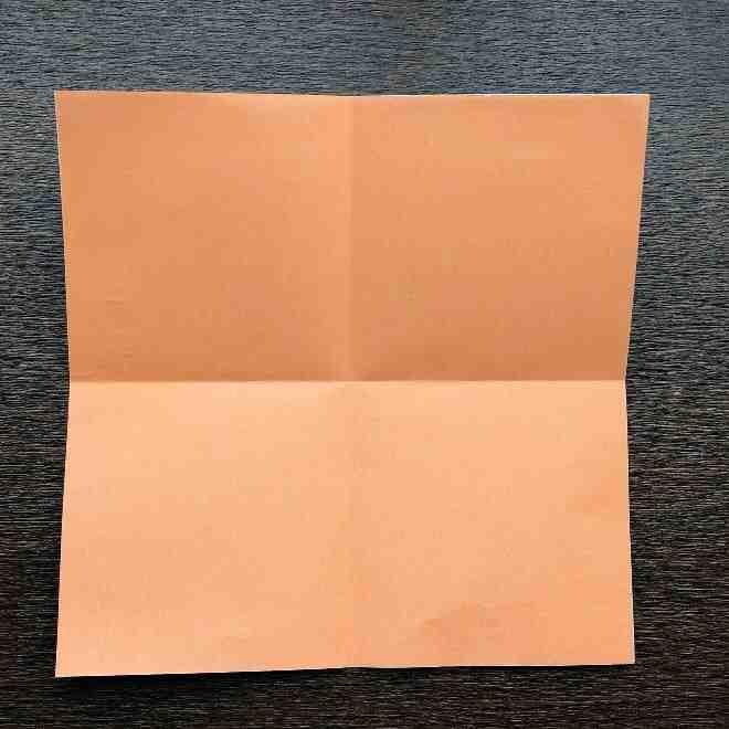 メロンパンナちゃんの折り方作り方|折り紙 (4)