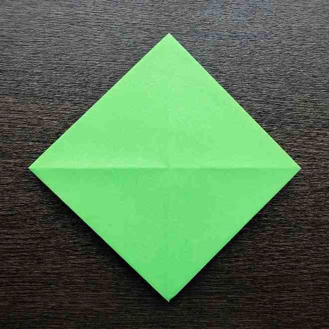メロンパンナちゃんの折り方作り方|折り紙 (6)