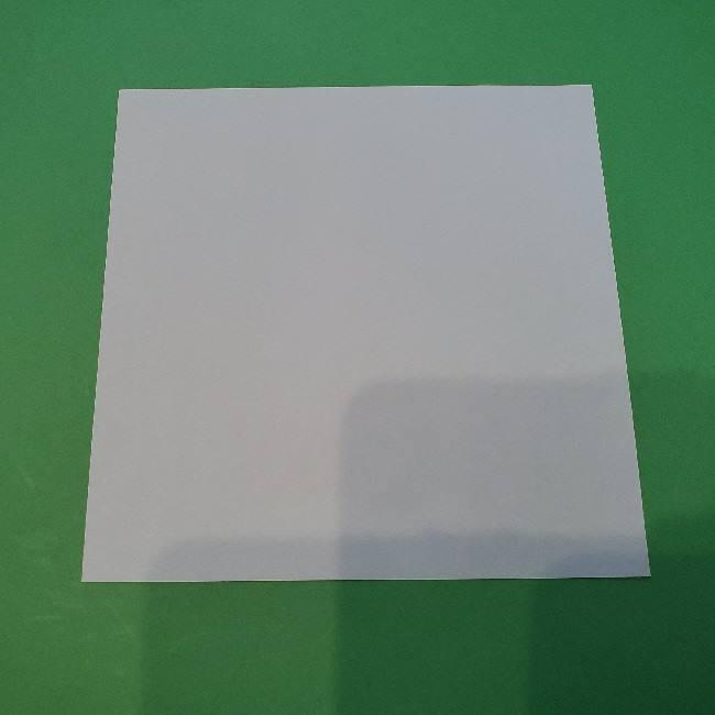 折り紙のコキンちゃんは簡単!必要なものは? (1)