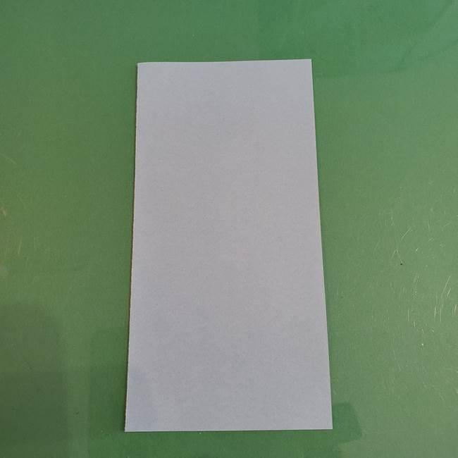 折り紙マイクラの剣*用意するもの1