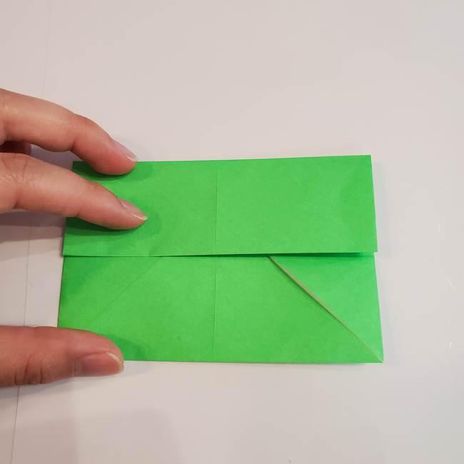 折り紙 クリーバーの折り方作り方(10)