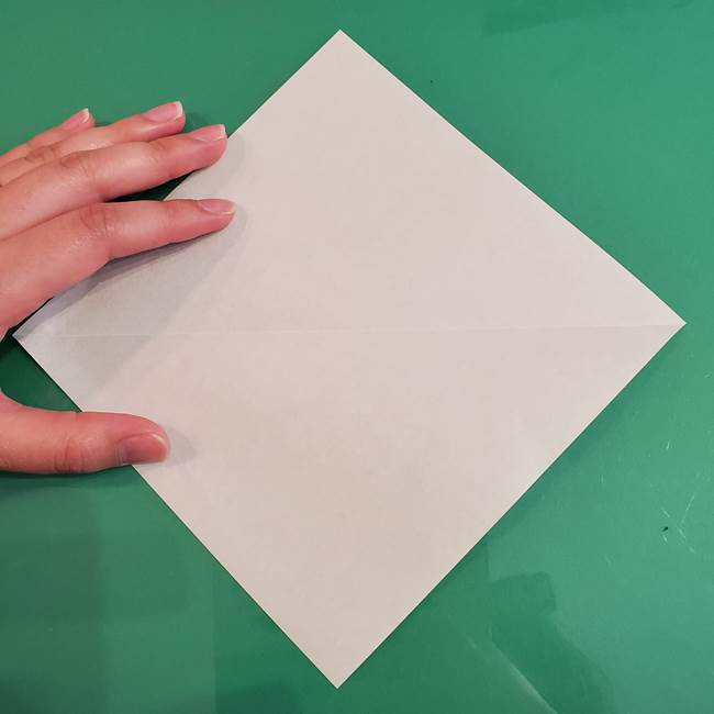 折り紙 クリーバーの折り方作り方(3)