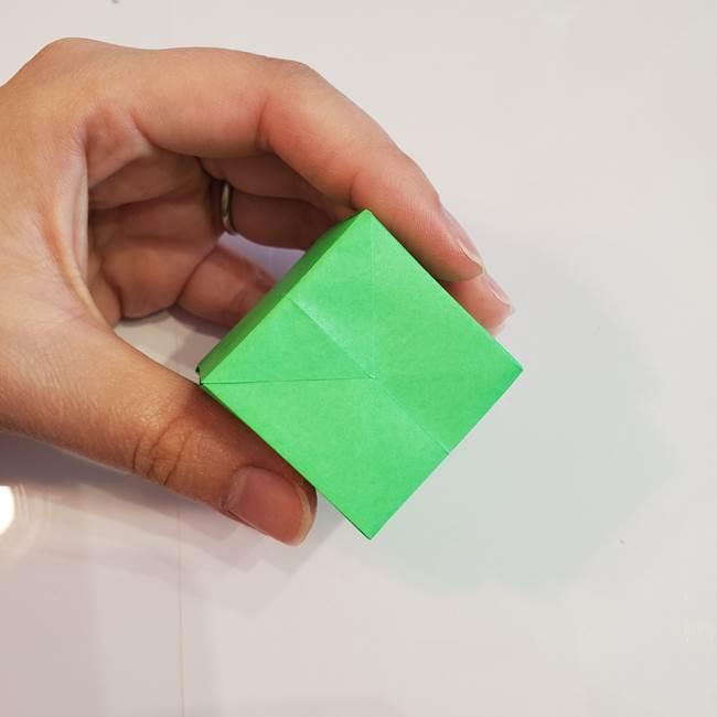 折り紙 クリーバーの折り方作り方(32)