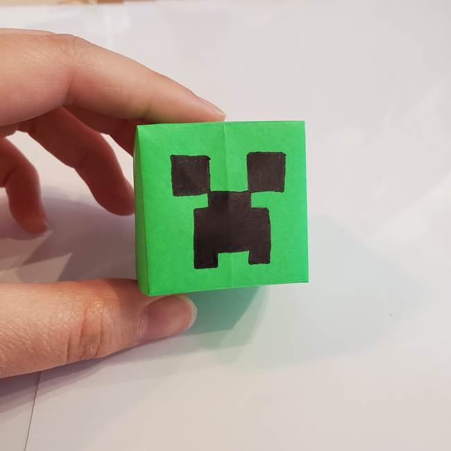 折り紙 クリーバーの折り方作り方(33)