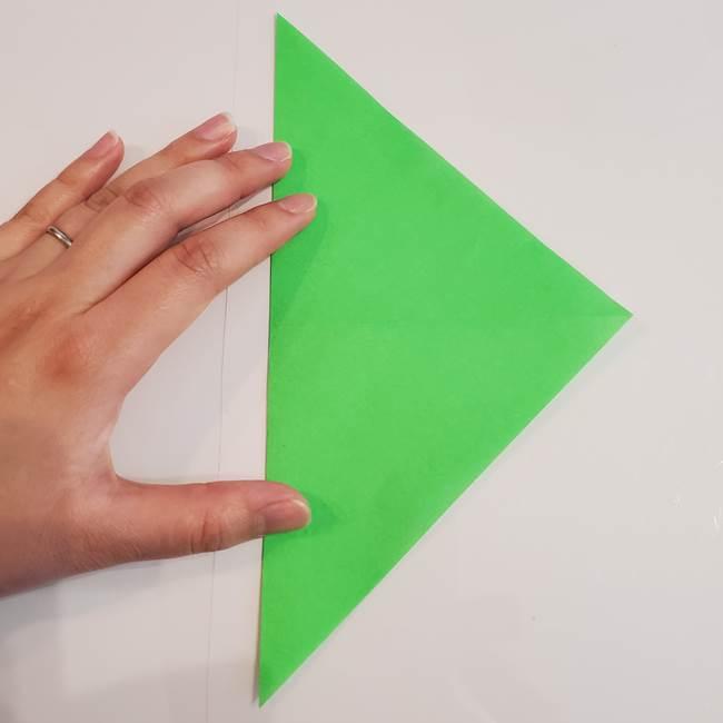 折り紙 クリーバーの折り方作り方(4)