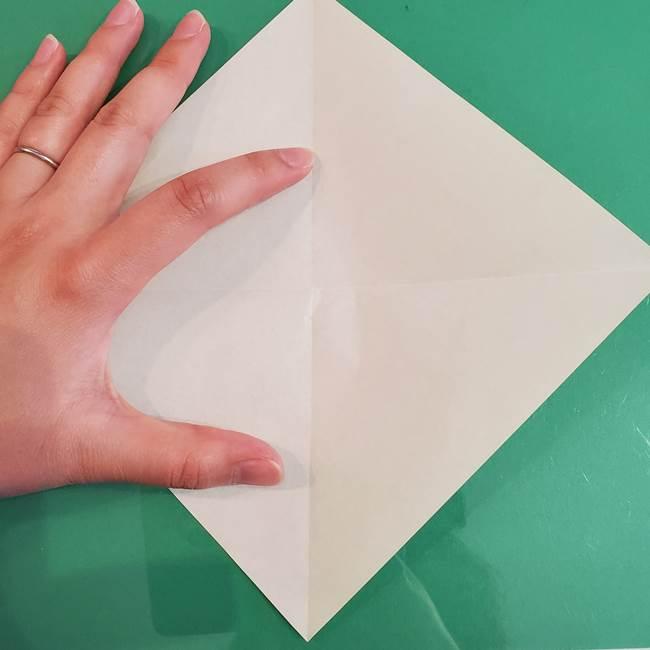 折り紙 クリーバーの折り方作り方(5)
