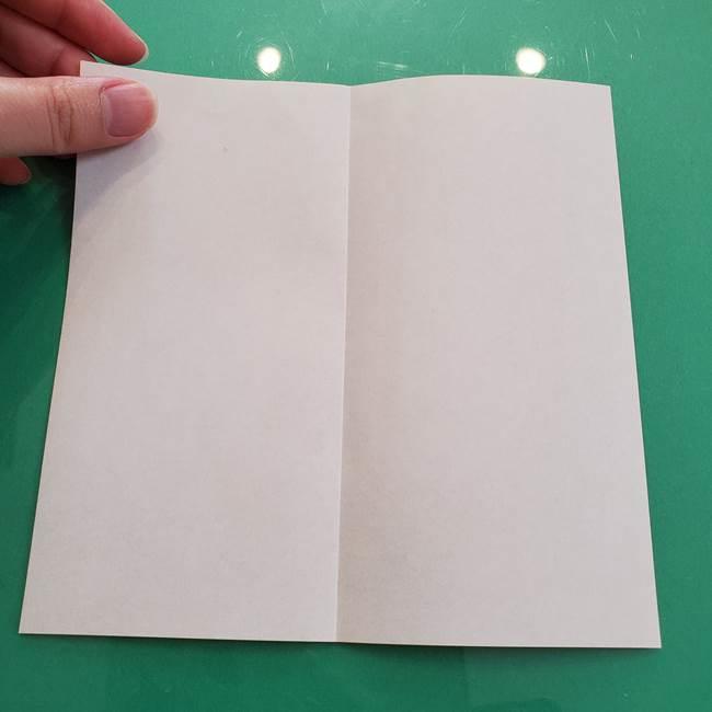 柿の折り紙は幼稚園児でも簡単!子供もOKな作り方折り方(3)
