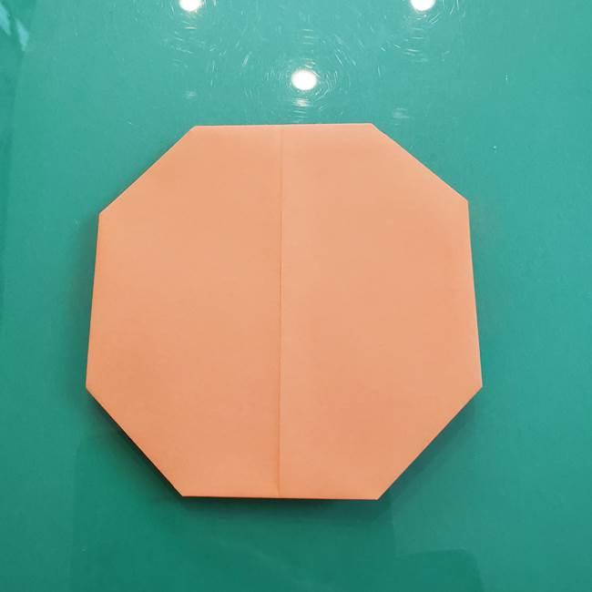 柿の折り紙は幼稚園児でも簡単!子供もOKな作り方折り方(8)