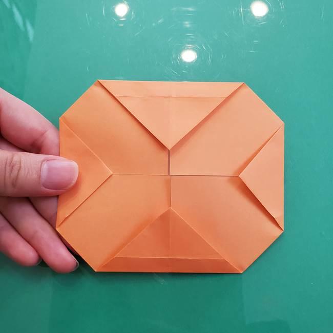 柿の折り紙は幼稚園児でも簡単!子供もOKな作り方折り方(9)