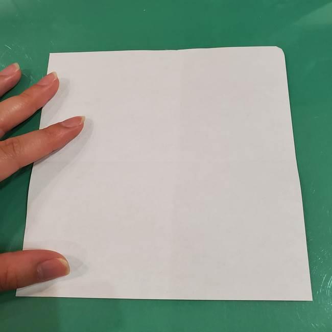 栗の折り紙 子どもでも簡単な折り方作り方(3)