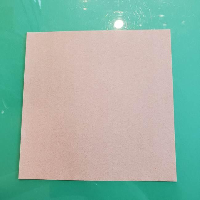 ②雲の折り紙の折り方(1)