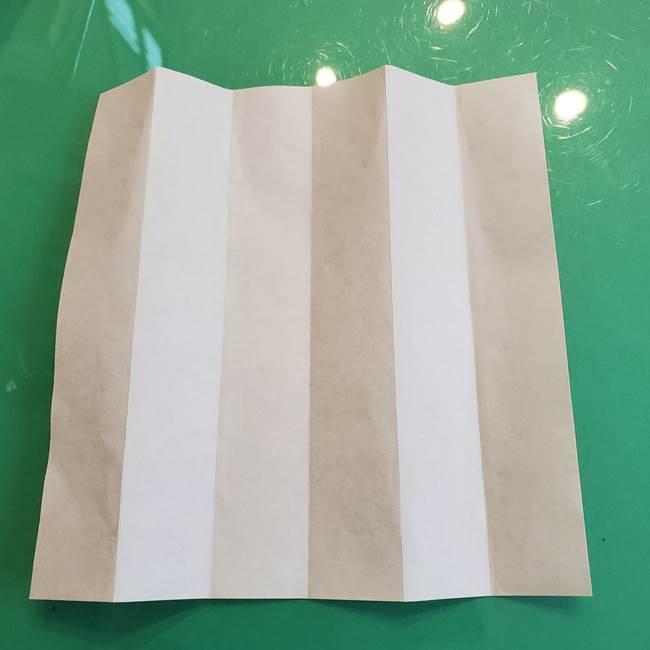 ②雲の折り紙の折り方(11)
