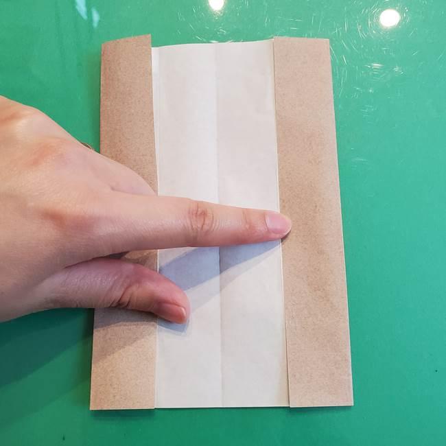 ②雲の折り紙の折り方(12)