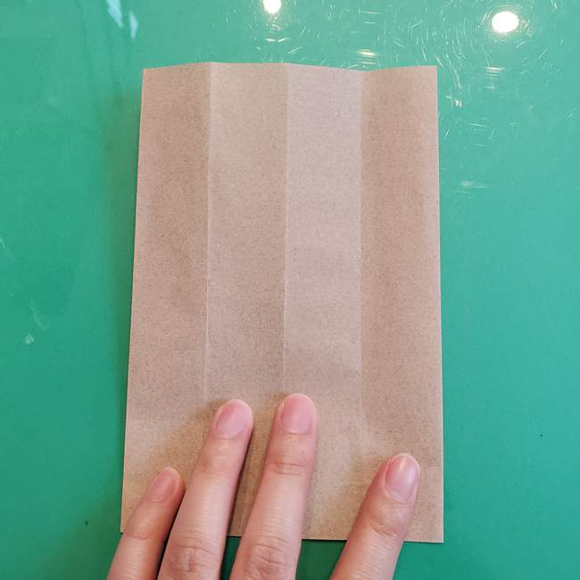 ②雲の折り紙の折り方(13)