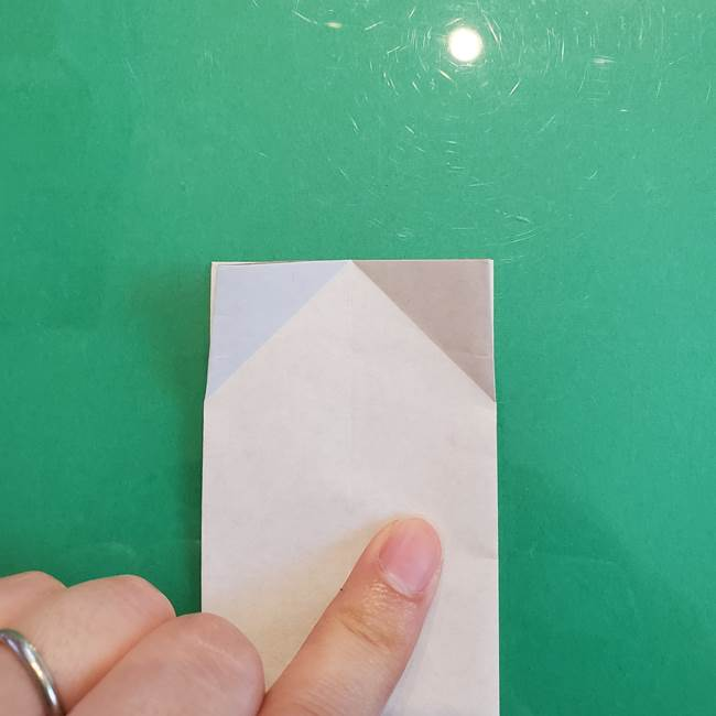 ②雲の折り紙の折り方(18)