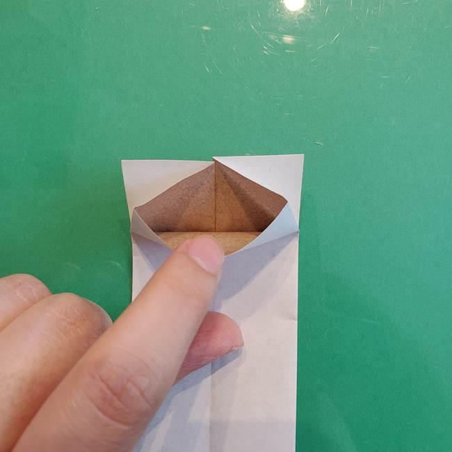 ②雲の折り紙の折り方(19)