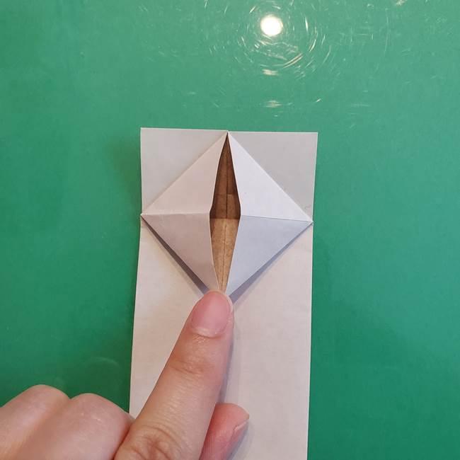 ②雲の折り紙の折り方(20)
