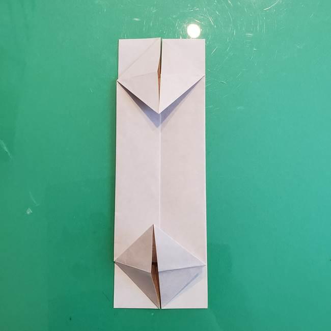 ②雲の折り紙の折り方(22)