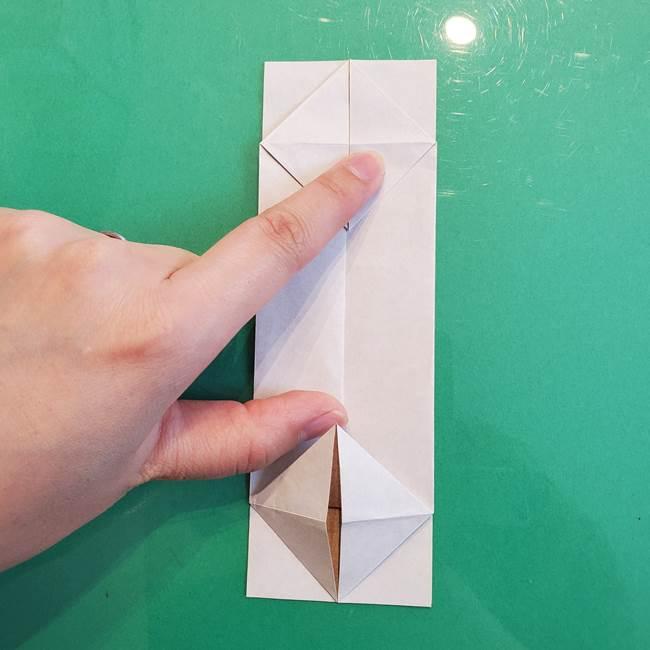 ②雲の折り紙の折り方(23)