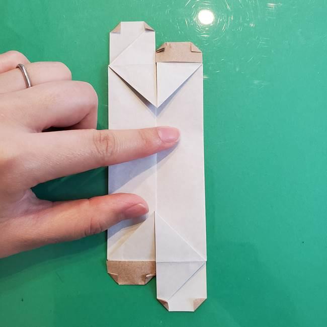 ②雲の折り紙の折り方(26)