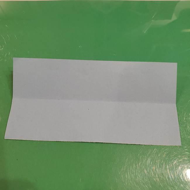 さんまの折り紙の簡単な折り方作り方(3)