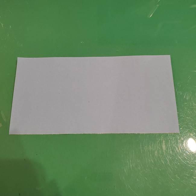 さんまの折り紙は簡単♪用意するもの1