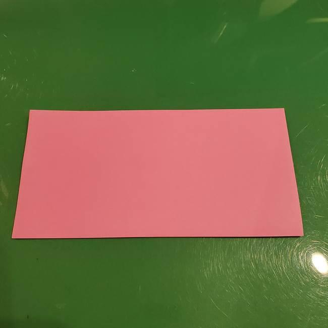 すみっこぐらし ふくろうの折り紙の折り方作り方(2)