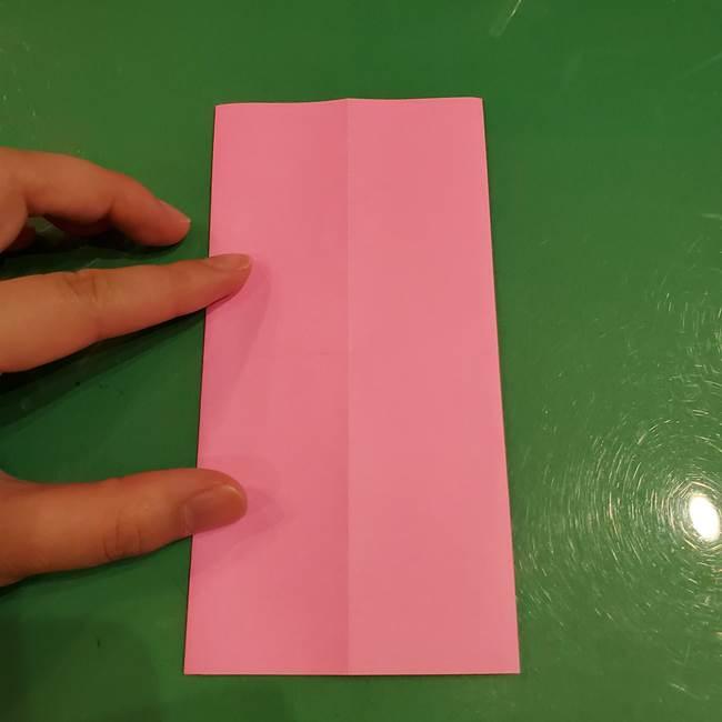 すみっこぐらし ふくろうの折り紙の折り方作り方(6)