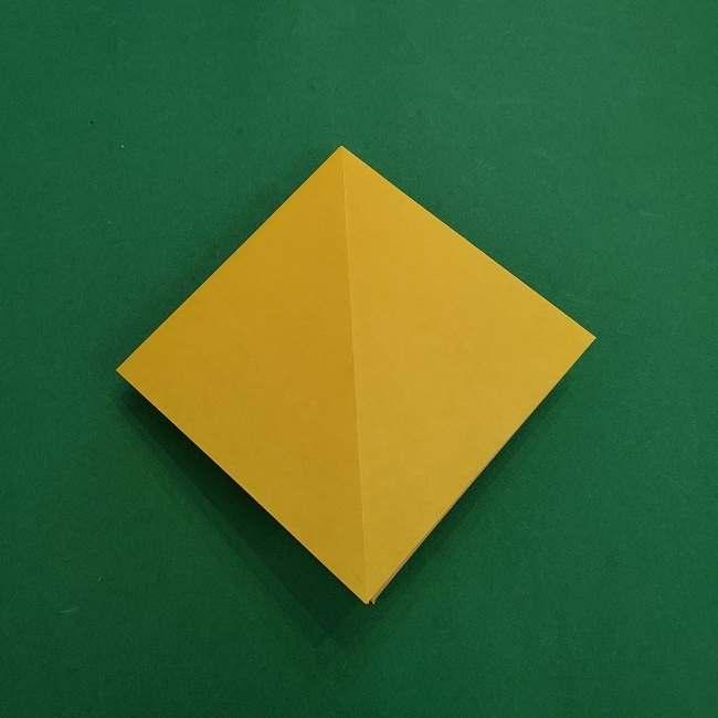 ウッドストックの折り方・作り方 (10)