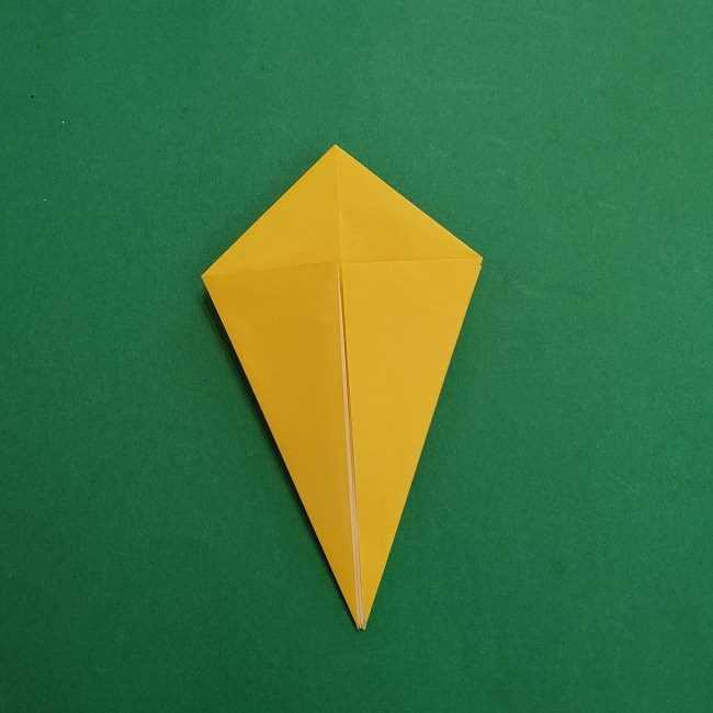 ウッドストックの折り方・作り方 (11)