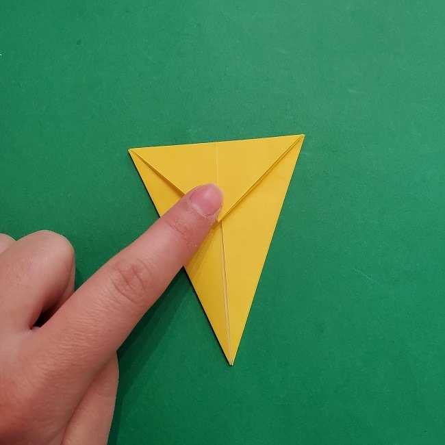 ウッドストックの折り方・作り方 (12)